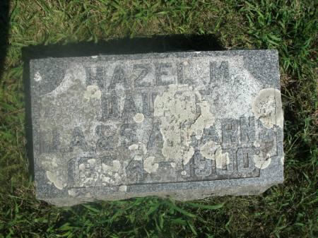 CARNS, HAZEL M. - Hamilton County, Iowa   HAZEL M. CARNS
