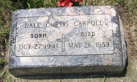 CARROLL, DALE CURTIS - Hamilton County, Iowa | DALE CURTIS CARROLL