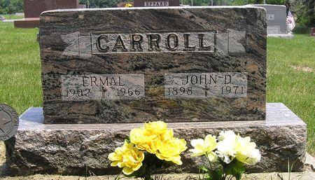 CARROLL, ERMAL - Hamilton County, Iowa | ERMAL CARROLL