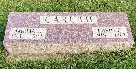 CARUTH, DAVID C. - Hamilton County, Iowa | DAVID C. CARUTH
