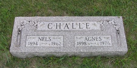 CHALLE, NELS - Hamilton County, Iowa | NELS CHALLE