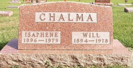 CHALMA, WILL - Hamilton County, Iowa | WILL CHALMA
