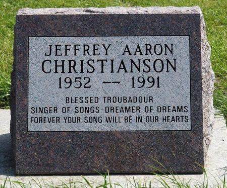 CHRISTIANSON, JEFFREY AARON - Hamilton County, Iowa | JEFFREY AARON CHRISTIANSON