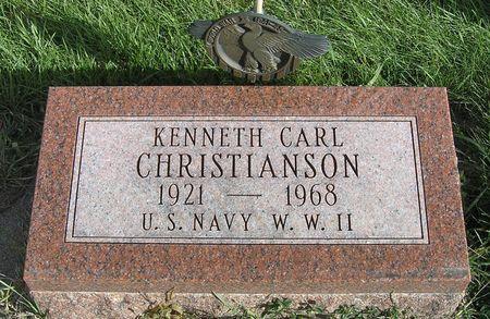 CHRISTIANSON, KENNETH CARL - Hamilton County, Iowa | KENNETH CARL CHRISTIANSON