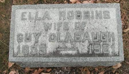 ROBBINS CLABAUGH, ELLA - Hamilton County, Iowa | ELLA ROBBINS CLABAUGH