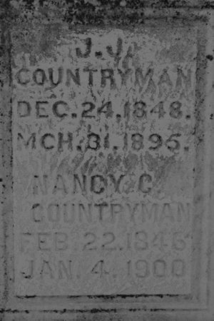 COUNTRYMAN, J. J. - Hamilton County, Iowa | J. J. COUNTRYMAN