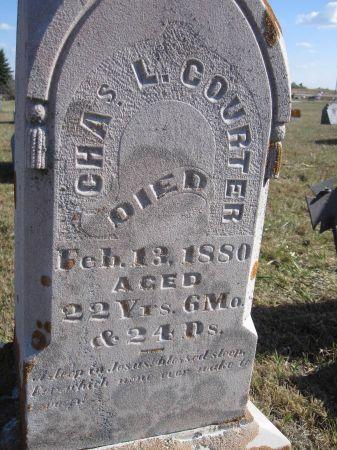 COURTER, CHARLES L. - Hamilton County, Iowa | CHARLES L. COURTER