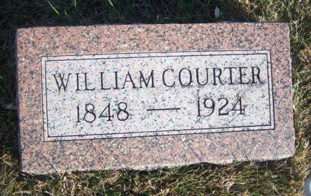 COURTER, WILLIAM - Hamilton County, Iowa   WILLIAM COURTER