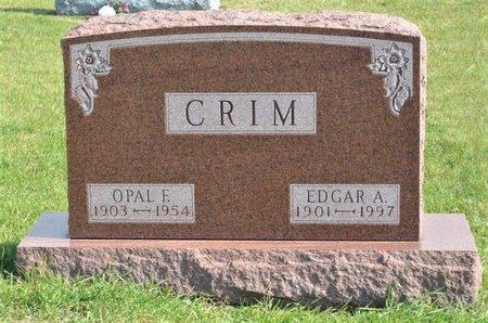 CRIM, EDGAR A. - Hamilton County, Iowa | EDGAR A. CRIM