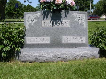 MCCONNELL CROSBY, GRACE - Hamilton County, Iowa | GRACE MCCONNELL CROSBY