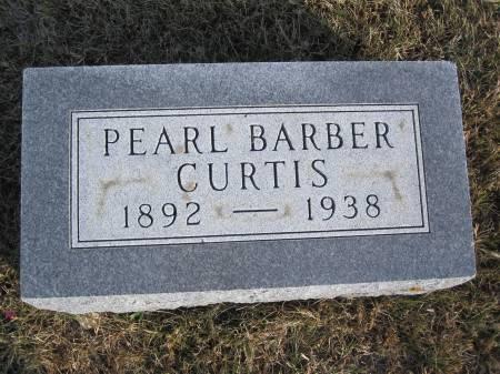 CURTIS, EDNA PEARL - Hamilton County, Iowa   EDNA PEARL CURTIS