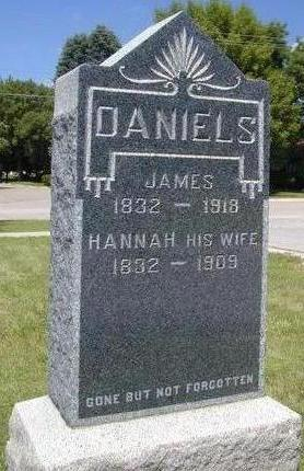 DANIELS, JAMES - Hamilton County, Iowa | JAMES DANIELS
