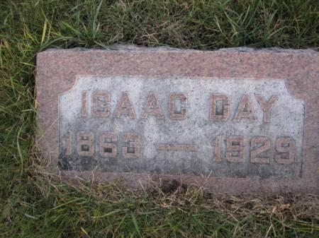 DAY, ISAAC - Hamilton County, Iowa | ISAAC DAY