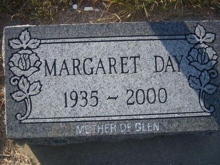 DAY, MARGARET - Hamilton County, Iowa   MARGARET DAY