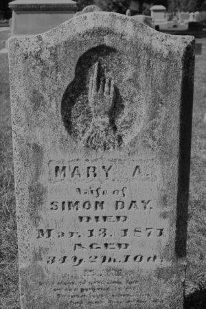 DAY, MARY A. - Hamilton County, Iowa | MARY A. DAY