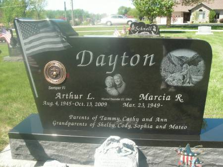 DAYTON, ARTHUR L. - Hamilton County, Iowa   ARTHUR L. DAYTON