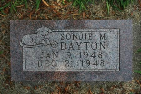 DAYTON, SONJIE M. - Hamilton County, Iowa | SONJIE M. DAYTON
