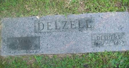 DELZELL, DELBERT - Hamilton County, Iowa | DELBERT DELZELL