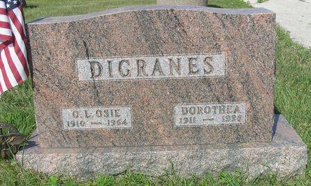 DIGRANES, DOROTHEA - Hamilton County, Iowa | DOROTHEA DIGRANES