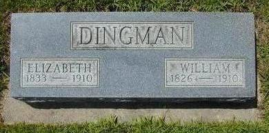 DINGMAN, WILLIAM HARRISON - Hamilton County, Iowa | WILLIAM HARRISON DINGMAN