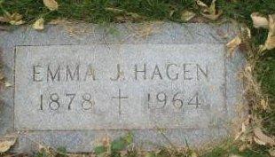 HAGEN, EMMA J. - Hamilton County, Iowa | EMMA J. HAGEN