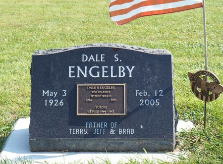 ENGELBY, DALE S. - Hamilton County, Iowa   DALE S. ENGELBY