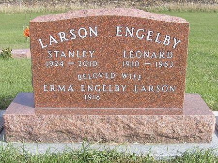 LARSON, STANLEY - Hamilton County, Iowa | STANLEY LARSON
