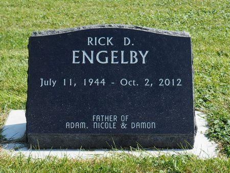 ENGELBY, RICK D. - Hamilton County, Iowa   RICK D. ENGELBY