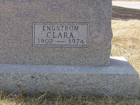 ENGSTROM, CLARA - Hamilton County, Iowa | CLARA ENGSTROM
