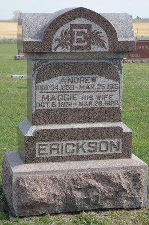LEKSELL ERICKSON, MAGGIE - Hamilton County, Iowa | MAGGIE LEKSELL ERICKSON