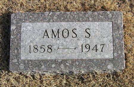 ERICKSON, AMOS S. - Hamilton County, Iowa | AMOS S. ERICKSON