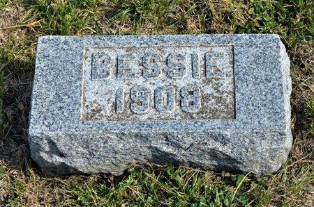 ERICKSON, BESSIE - Hamilton County, Iowa | BESSIE ERICKSON