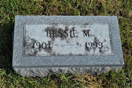 ERICKSON, BESSIE M. - Hamilton County, Iowa   BESSIE M. ERICKSON