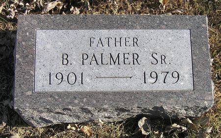 ERICKSON, SR., B. PALMER - Hamilton County, Iowa | B. PALMER ERICKSON, SR.