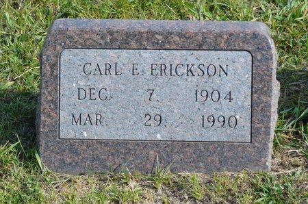 ERICKSON, CARL E. - Hamilton County, Iowa | CARL E. ERICKSON