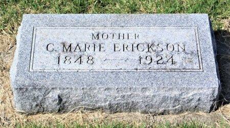 ERICKSON, C. MARIE - Hamilton County, Iowa | C. MARIE ERICKSON
