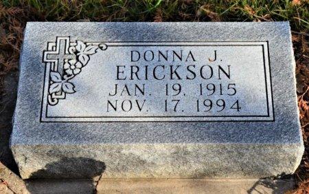 ERICKSON, DONNA J. - Hamilton County, Iowa | DONNA J. ERICKSON