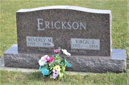 ERICKSON, BEVERLY M. - Hamilton County, Iowa | BEVERLY M. ERICKSON