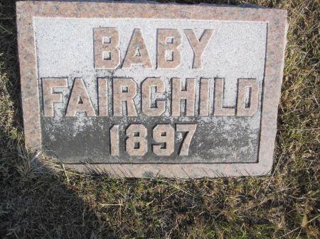 FAIRCHILD, BABY1897 - Hamilton County, Iowa | BABY1897 FAIRCHILD