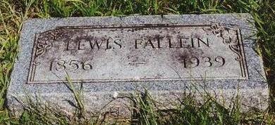 FALLEIN, LEWIS - Hamilton County, Iowa | LEWIS FALLEIN