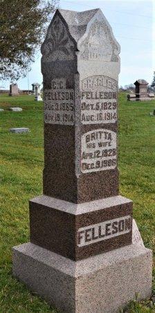 FELLESON, CHARLES - Hamilton County, Iowa | CHARLES FELLESON