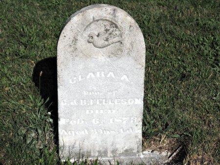 FELLESON, CLARA A. - Hamilton County, Iowa   CLARA A. FELLESON