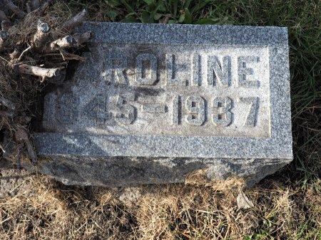 FERLEN, CAROLINE - Hamilton County, Iowa | CAROLINE FERLEN