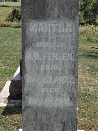 FERLEN, MARTHA - Hamilton County, Iowa | MARTHA FERLEN