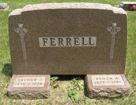FERRELL, ELMER A. - Hamilton County, Iowa | ELMER A. FERRELL