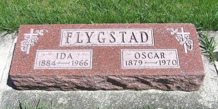 FLYGSTAD, IDA - Hamilton County, Iowa   IDA FLYGSTAD