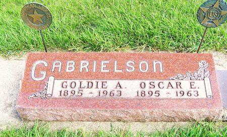 GABRIELSON, GOLDIE A. - Hamilton County, Iowa | GOLDIE A. GABRIELSON