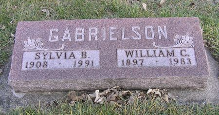 GABRIELSON, SYLVIA B. - Hamilton County, Iowa   SYLVIA B. GABRIELSON