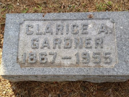 GARDNER, CLARICE A. - Hamilton County, Iowa | CLARICE A. GARDNER