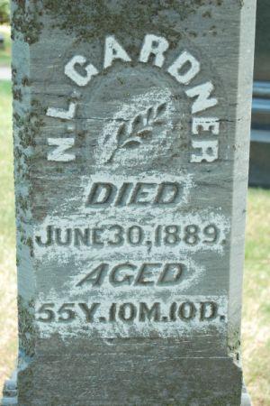 GARDNER, N. L. - Hamilton County, Iowa   N. L. GARDNER